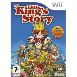 Little King's Story, Nintendo Wii -peli
