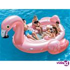 Intex Uimapatja Flamingo Party Island 57267EU