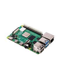 Raspberry Pi 4 (Model B, 1 GB), yhden piirilevyn tietokone