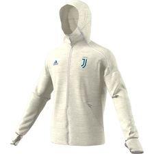 Juventus Huppari Z.N.E. 3.0 - Ruskea/Valkoinen