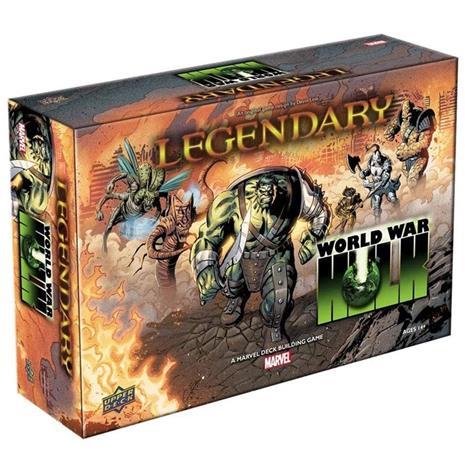 Legendary: World War Hulk Lautapeli