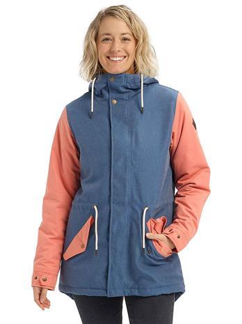 Burton Insulated Sadie Jacket ltdenm / crabap Naiset