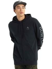 Burton Elite Full Zip Hoodie true black Miehet