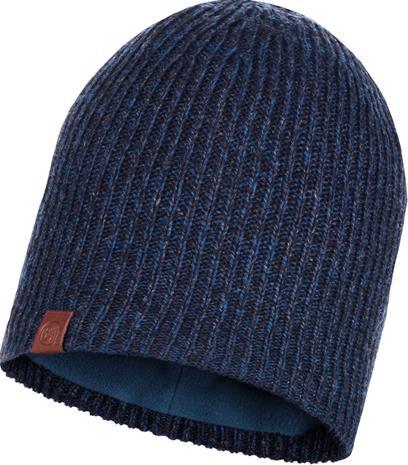 Buff Lifestyle Knitted and Polar Fleece Päähine, lyne night blue