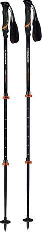 Komperdell Hikemaster Compact Powerlock Sauvat, black/orange