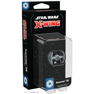 Star Wars X-Wing Second Edition Inquisitors' TIE Expansion Pack Lautapeli