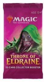 Magic The Gathering: Throne of Eldraine Collector Booster KORTTI