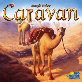 Caravan Lautapeli