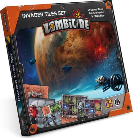 Zombicide: Invader Tile Set Lautapeli