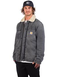 Carhartt WIP Fairmount Coat black Miehet