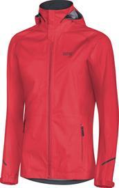 GORE WEAR R3 Gore-Tex Active Hooded Jacket Women, lumi orange