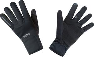 GORE WEAR M Gore Windstopper Thermo Gloves, black