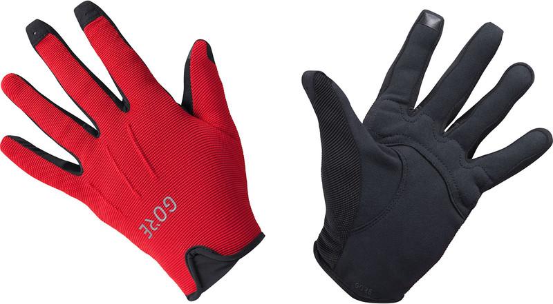 GORE WEAR C3 Urban Gloves, red
