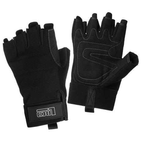 LACD Gloves Via Ferrata Pro, black