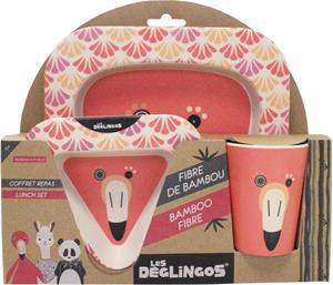Les Deglingos Flamingos The Flamingo Bambuastiasto