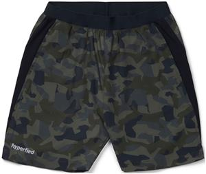 Hyperfied Mesh Shorts, Camo 110-116