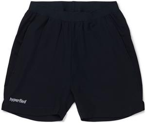 Hyperfied Mesh Shorts, Anthracite 110-116