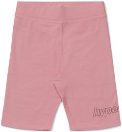 Hyperfied Jersey Logo Biker Shorts, Blush 122-128