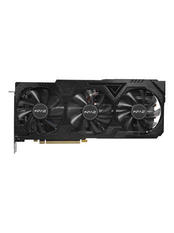 KFA2 GeForce RTX 2070 Super EX Gamer Black Edition 8 GB, PCI-E, näytönohjain