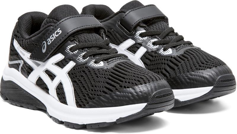 Asics GT-1000 8 PS Lenkkarit, Black/White 31,5