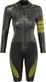 Colting Wetsuits Sr03 Swimrun Märkäpuku Naiset, black