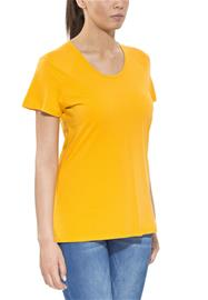 Haglöfs Apex T-paita Naiset, saffron