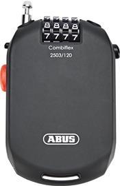 ABUS Combiflex 2503 Rullautuva Kaapelilukko numerokoodit