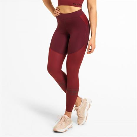 Better Bodies Chrystie Shiny Tight, Maroon