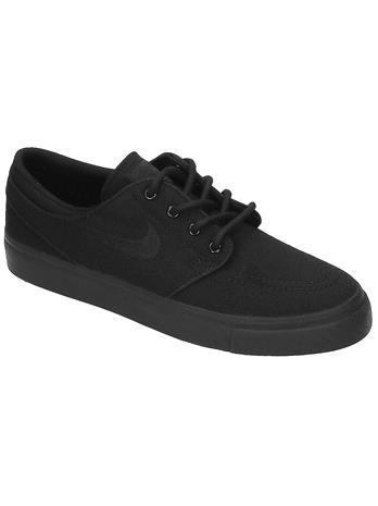 Nike SB Stefan Janoski Skate Shoes black / black / anthracite Jätkät