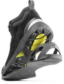 Icebug Overshoes, black