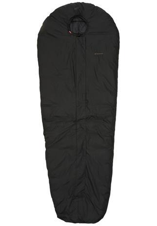 Carinthia XP Top Sleeping Bag L, black/black