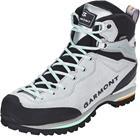 Garmont Ascent GTX kengät Naiset, light grey/light green