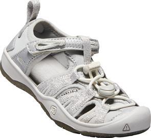 Keen Moxie sandaalit Lapset, silver