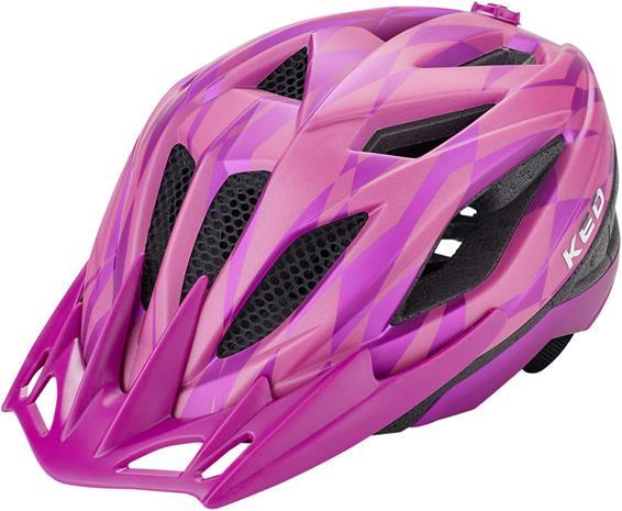 KED Street Jr. Pro Pyöräilykypärä Lapset, violet