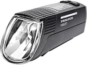 Trelock LS 760 I-GO Vision Etuvalo, black