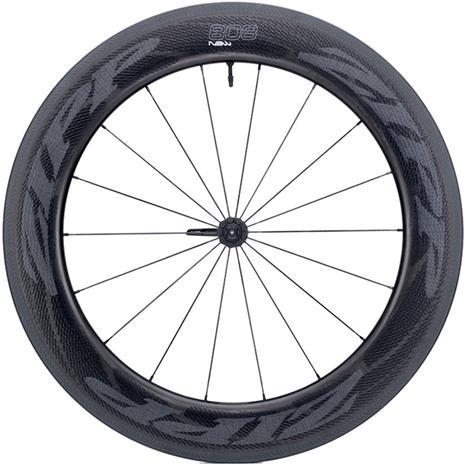 Zipp 808 NSW Front Wheel Tubeless Carbon Clincher, impress graphics
