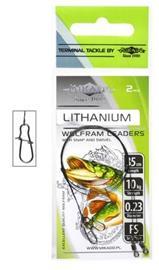 Mikado Lithanium wolframperuke 2kpl/pkt 25cm/10kg/0,23mm