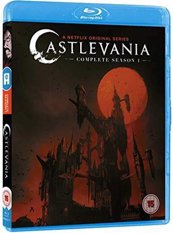 Castlevania: Kausi 1 (Blu-Ray), TV-sarja