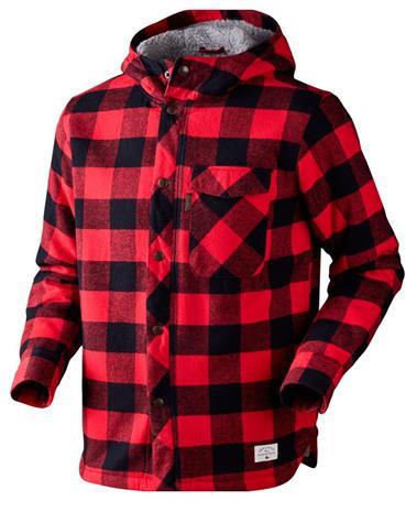 Seeland Canada Lumber - Takki - Red Check - XXL