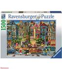 Ravensburger The Painted Ladies 1500p