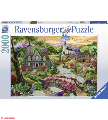 Ravensburger Enchanted Valley 2000p