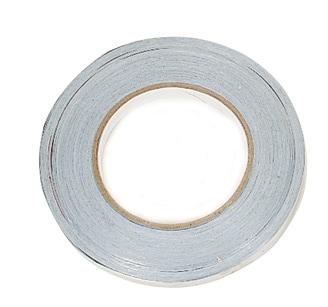 Lead Tape 2.54 m-2.54 m
