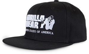 Gorilla Wear Dothan Cap, musta