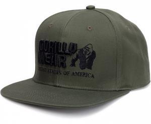 Gorilla Wear Dothan Cap, Army vihreä