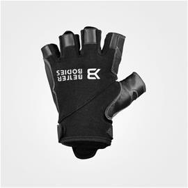 Better Bodies Pro gym gloves, Black