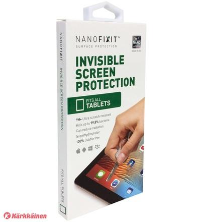 Nanofixit Invisible Screen, näytön suojapinnoite