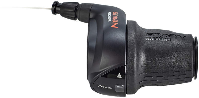 Shimano Nexus Revoshifter 7-speed CJ-NX10, black