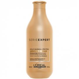 LOreal Professionnel Absolut Repair Gold Instant Resurfacing Shampoo (1500ml)
