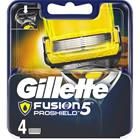 Gillette Fusion5 ProShield, vaihtoterät 4 kpl