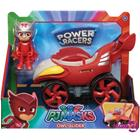 Pyjamasankarit (PJ Masks) Power Racers, Owl Glider ja Owlette